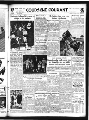 Goudsche Courant 1953-09-12