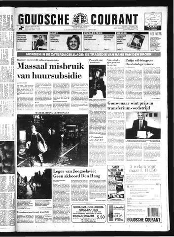 Goudsche Courant 1991-10-11