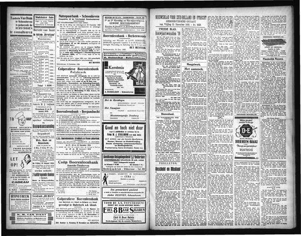 Schoonhovensche Courant 1928-12-27