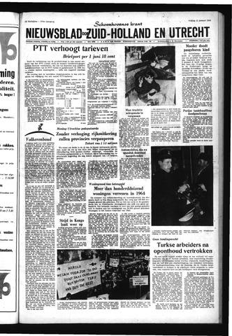 Schoonhovensche Courant 1965-01-15
