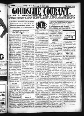Goudsche Courant 1935-04-15
