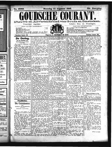 Goudsche Courant 1916-08-14