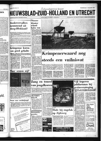 Schoonhovensche Courant 1975-03-05
