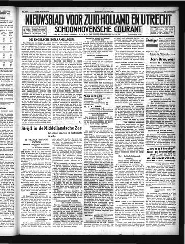 Schoonhovensche Courant 1940-07-10