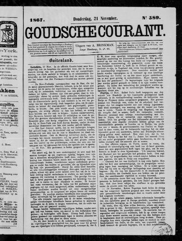 Goudsche Courant 1867-11-21