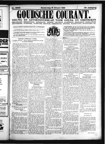 Goudsche Courant 1935-01-10