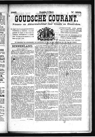 Goudsche Courant 1887-03-09