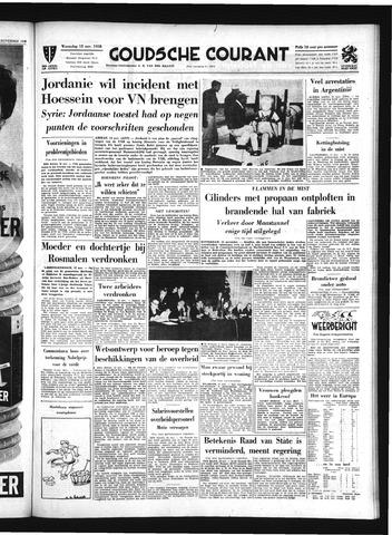 Goudsche Courant 1958-11-12