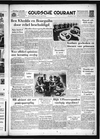 Goudsche Courant 1962-07-07
