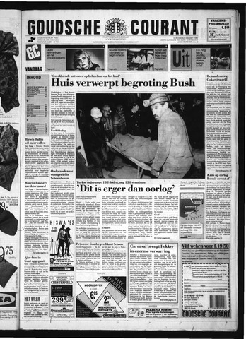 Goudsche Courant 1992-03-05