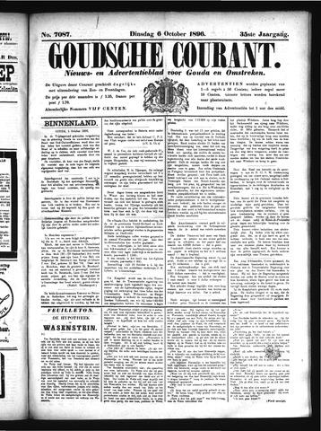 Goudsche Courant 1896-10-06
