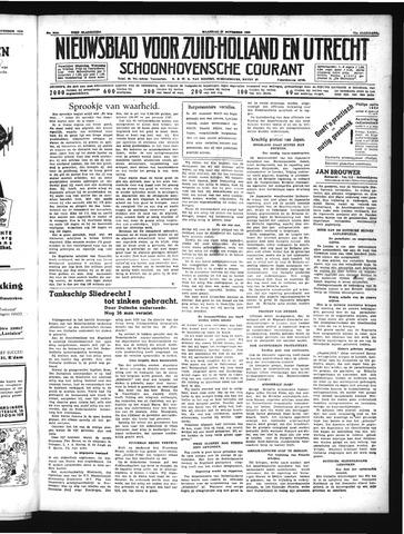 Schoonhovensche Courant 1939-11-27