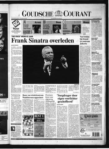 Goudsche Courant 1998-05-15