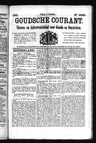 Goudsche Courant 1881-12-09