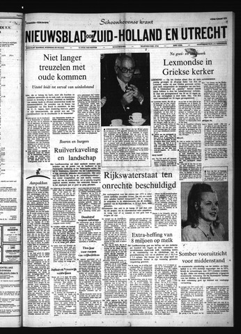Schoonhovensche Courant 1973-01-05
