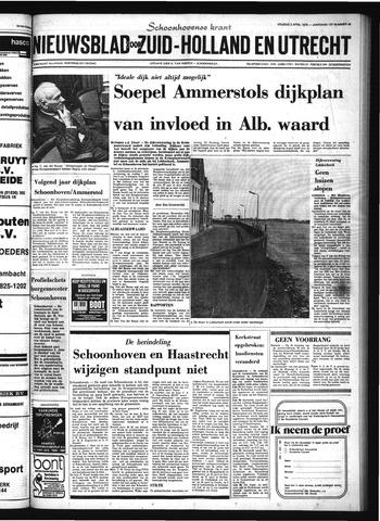 Schoonhovensche Courant 1976-04-02