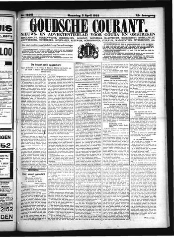 Goudsche Courant 1933-04-03