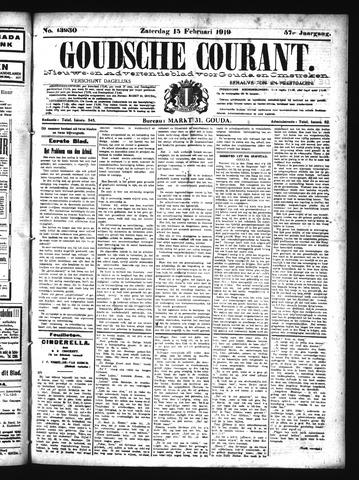 Goudsche Courant 1919-02-15