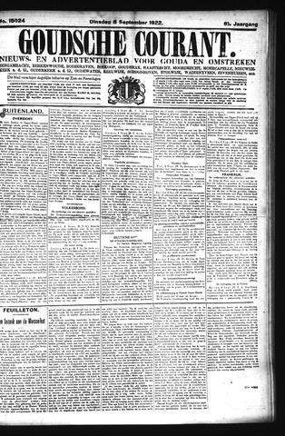 Goudsche Courant 1922-09-05