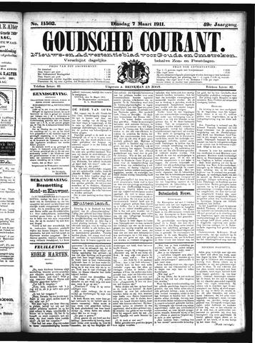 Goudsche Courant 1911-03-07