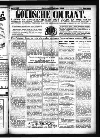 Goudsche Courant 1932-02-06
