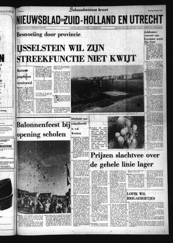 Schoonhovensche Courant 1973-10-29