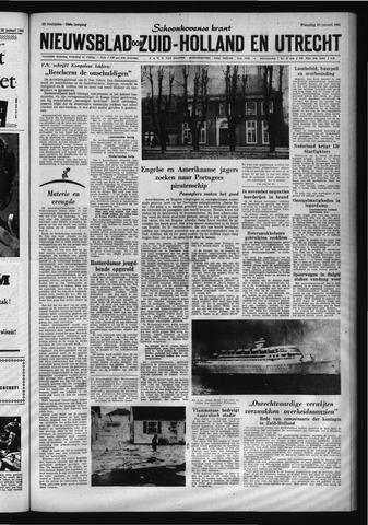 Schoonhovensche Courant 1961-01-25