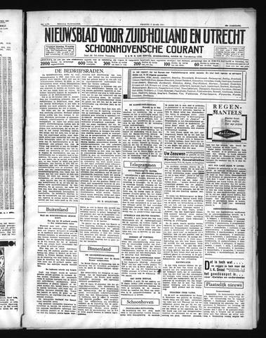 Schoonhovensche Courant 1937-04-09
