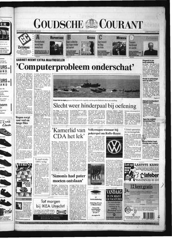 Goudsche Courant 1998-06-06