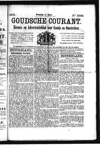 Goudsche Courant 1879-03-12