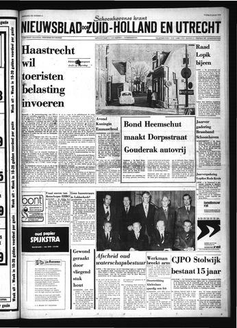 Schoonhovensche Courant 1974-01-25