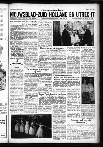Schoonhovensche Courant 1960-06-03
