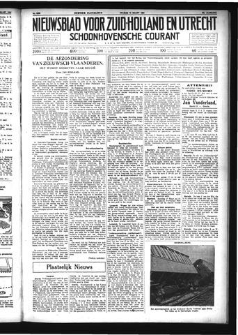 Schoonhovensche Courant 1934-03-16