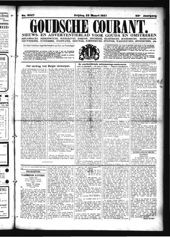 Goudsche Courant 1927-03-25