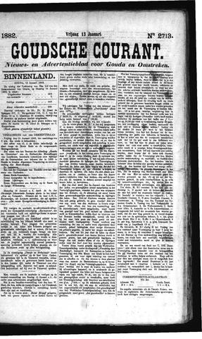 Goudsche Courant 1882-01-13