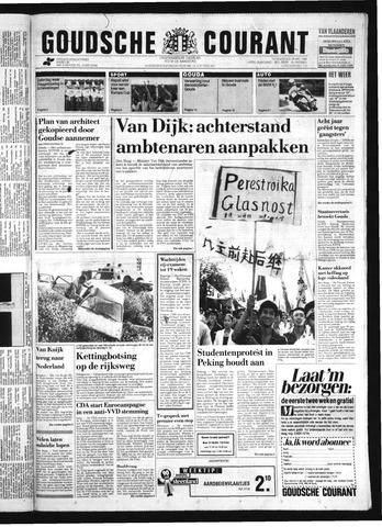 Goudsche Courant 1989-05-18