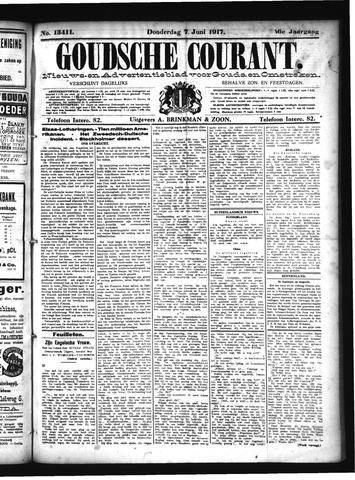 Goudsche Courant 1917-06-07