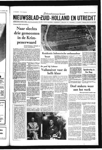 Schoonhovensche Courant 1970-08-31