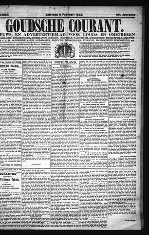 Goudsche Courant 1922-02-11