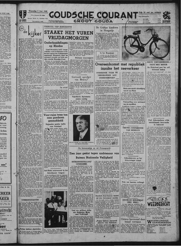 Goudsche Courant 1948-06-09