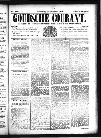 Goudsche Courant 1910-10-12