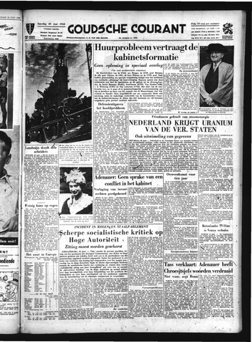 Goudsche Courant 1956-06-23