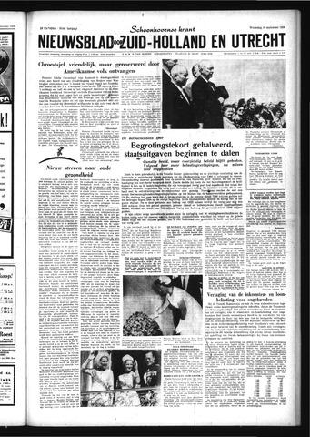Schoonhovensche Courant 1959-09-16