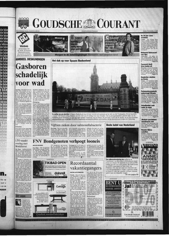 Goudsche Courant 1999-11-26