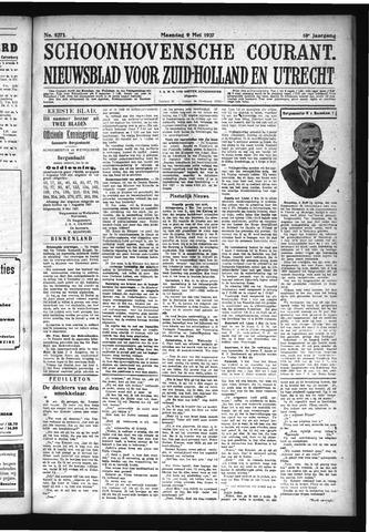 Schoonhovensche Courant 1927-05-09