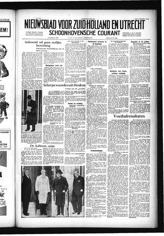 Schoonhovensche Courant 1955-05-23
