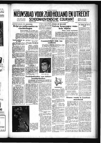 Schoonhovensche Courant 1953-03-30