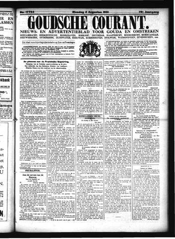 Goudsche Courant 1931-08-11