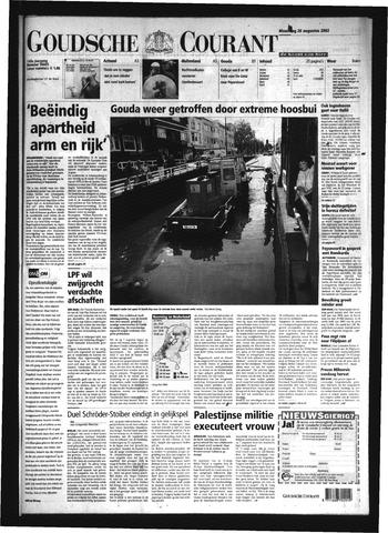 Goudsche Courant 2002-08-26