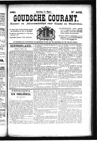 Goudsche Courant 1891-03-21